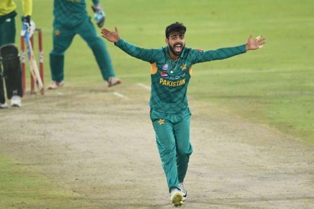 """Shadab Khan is at risk of """"exclusion"""" due to leg strain in first ODI against Zimbabwe"""