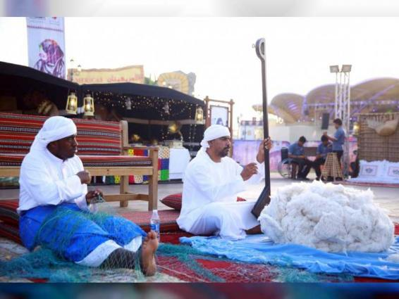 'Live Our Heritage Festival' returns to Global Village under theme 'Genius of Emirati Traditional Crafts'