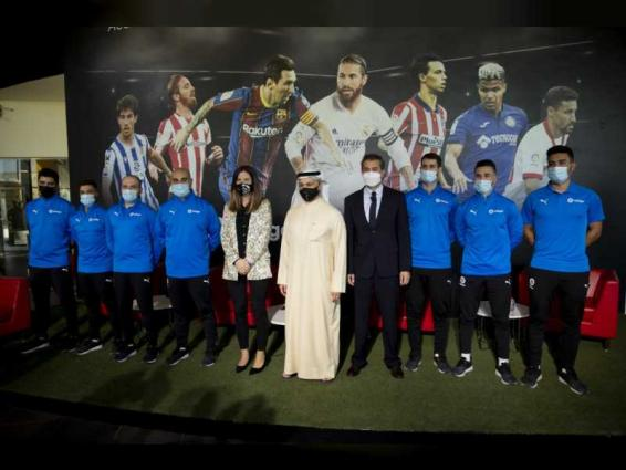 'The Football Centre' launched in Dubai to power football and talent development