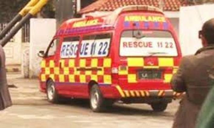 Man killed in road accident in sargodha
