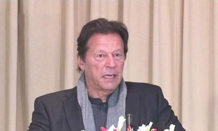 Ready for talks if India ends Kashmir siege: PM Imran Khan