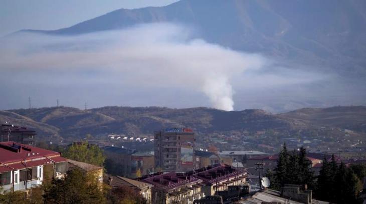 Armenia Conducts Preventive Strikes on Azeri Border - Defense Ministry