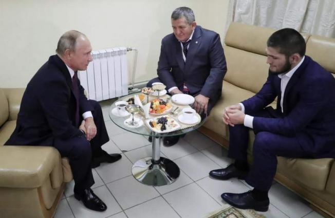 Putin Planning to Meet With MMA Fighter Nurmagomedov - Kremlin