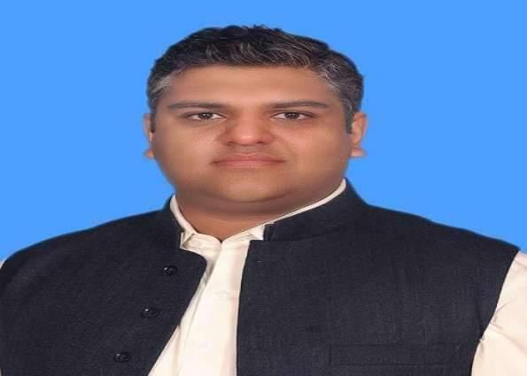 Makhdoomzada Zain Hussain Qureshi demands UN to take notice of blasphemous sketches
