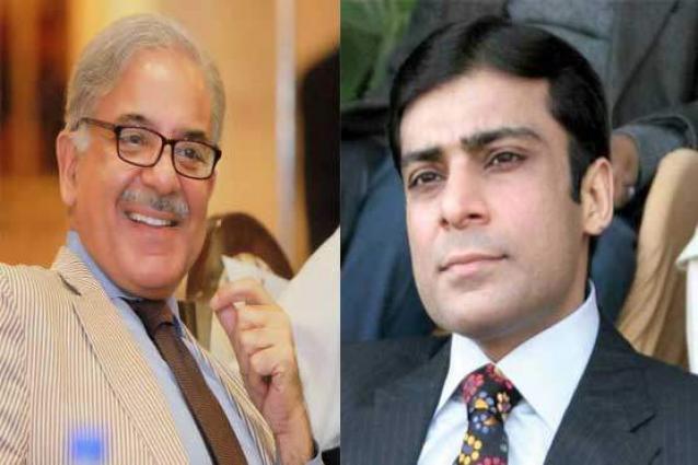 Money laundering case: Court extends judicial remand of Shehbaz, Hamza till Nov 2