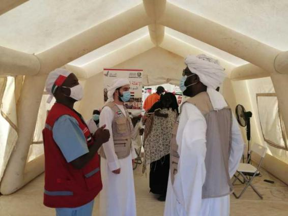 644 families of flood victims in Sudan benefit from Dar Al Ber's aid