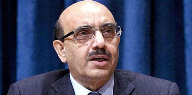 AJK President urges world powers, global civil society to help resolve Kashmir issue