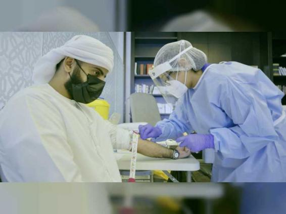 Martyrs' Families' Affairs Office at Abu Dhabi Crown Prince's Court to vaccinate families of martyrs with coronavirus vaccine