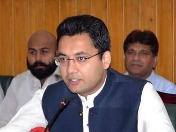 Opposition always boycott NA sessions on important issues: Farrukh Habib