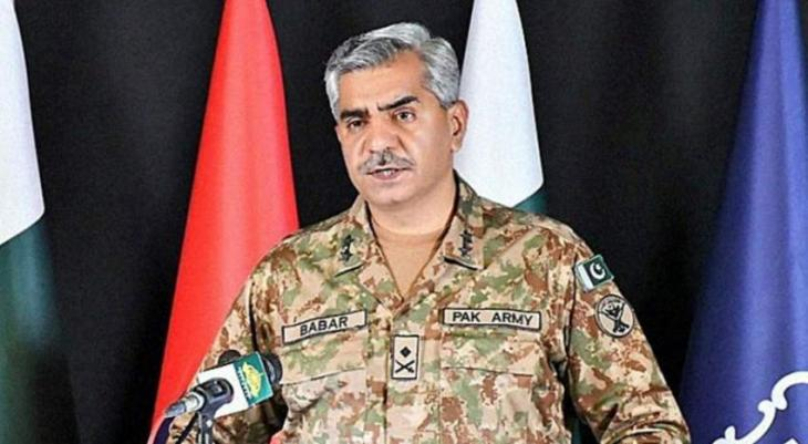 Negative narrative serving Indian designs to discredit Pakistan's victory of Feb 27 last year: ISPR DG