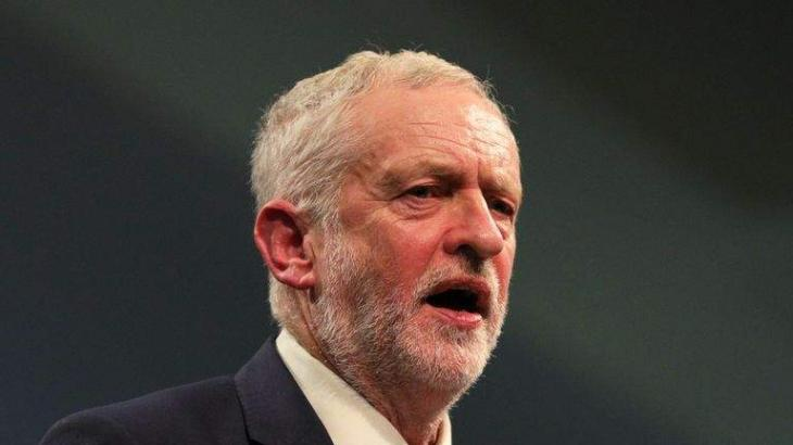Ex-UK Labour Leader Corbyn Suspended From Party Over Anti-Semitism Comments - Spokesman