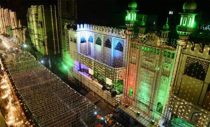 Eid Milad-un-Nabi to be celebrated on Friday