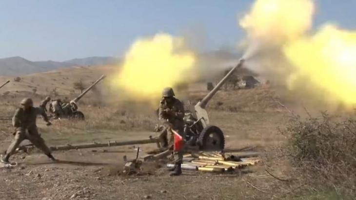 EU Parliamentarians Call for International Control Over Ceasefire in Karabakh
