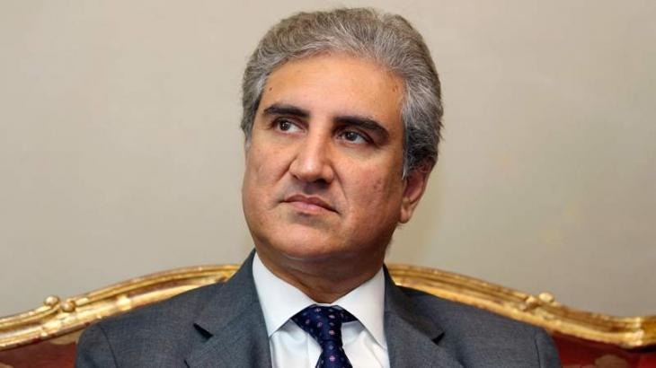 Qureshi phones Turkish FM; says Pakistan ready for relief, assistance to quake-hit Turkey