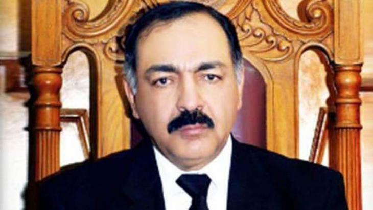 Governor Balochistan lays foundation stone of IT University campus