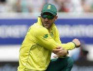 Du Plessis to make HBL PSL debut in playoffs