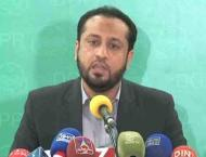 Lahore police arrest PML-N leader Khawaja Imran Nazir