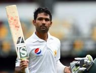 Asad Shafiq fined for code of conduct breach