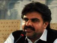 Nasir Shah boasts of city's development by PPP