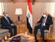 Speakers of Egyptian House of Representatives, Senate commends UA ..