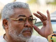 Former Ghana leader Jerry Rawlings dies at 73