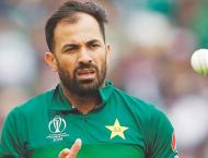 Wahab appreciates Paf du Pessis ahead of PSL's remaining matche ..