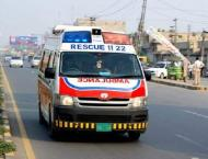 Man killed in a road accident in sargodha