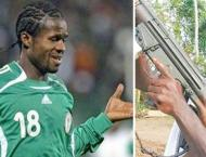Ex-footballer Obodo kidnapped in Nigeria