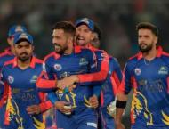 Ace Karachi Kings players challenge each other to win a coveted t ..