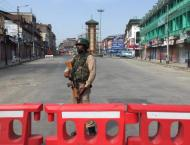 Indian illegal actions cannot alter Kashmir's disputed nature's