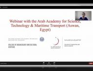 ZU, Arab Academy for Science, Technology and Maritime Transport i ..