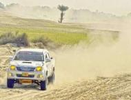 Racers rev up car engines as 3-day 5th Thal jeep rally to get und ..