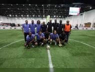 Dubai brings together world football's biggest stars for friend ..