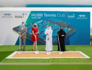 Dubai Silicon Oasis Authority lays foundation stone for Tennis Cl ..