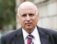People of Pakistan united on Kashmir issue: Governor