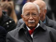 New York City's first Black mayor dies aged 93: US media