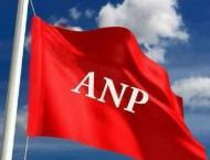 ANP grieved over death of Pir Sufaid Shah Hamdard