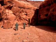 Mysterious obelisk in US desert draws wild theories