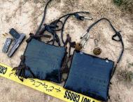 Operation for manhunt behind terrorist's attack on CTD po ..