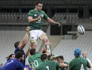 Ireland lock Ryan pleads for patience after defeats
