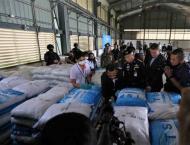 Thailand admits huge drug bust may not be ketamine