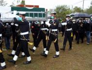 Former Naval Chief Admiral Fasih Bokhari Laid To Rest In Islamaba ..