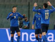 Mexico, Italy Return to Top 10 in FIFA World Ranking