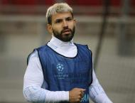 Guardiola banks on Aguero's everlasting quality for goals