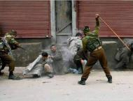 AJK's Ruling party condemns increased Human rights abuses in IIOJ ..