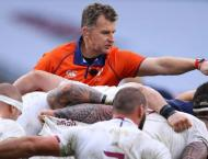 'Rugby saved my life', says referee Owens ahead of 100th Test
