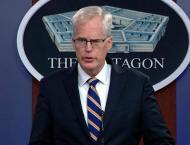 US defense chief visits Somalia