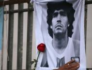 Maradona's Manager Says Football Icon Was Tired, Let Himself Die  ..
