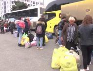 Over 2,400 Refugees Return to Nagorno-Karabakh From Armenia Over  ..