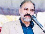 Wani  bereaved over death of AJK Politician Matloob Inqilabi